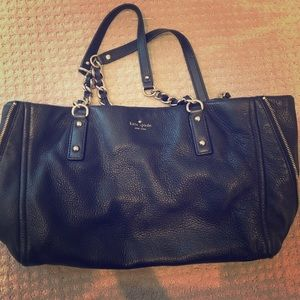 Kate spade New York black shoulder bag